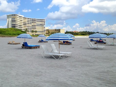 beach front condos in delray