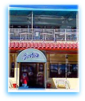 Bostons on the Beach  Restaurant
