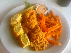 Bostons food delray beach