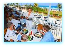 Beach Restaurant in Delray