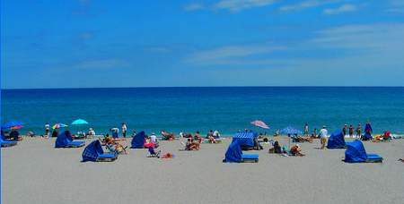 Delray beach weather weather in delray beach for Warmest florida beaches in december