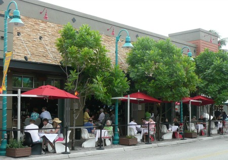 downtown dining delray