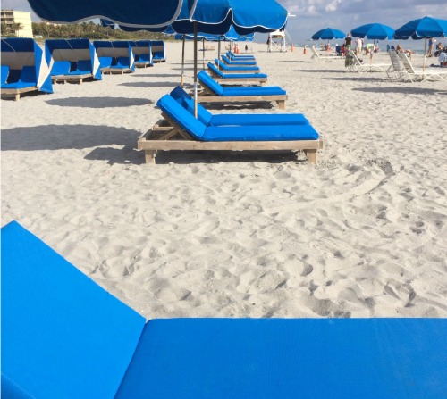 Delray Beach in February