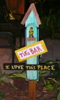 Cranes Beach House Hotel and Tiki bar in Delray Beach