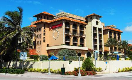 Delray Beach Marriott Hotel Corner Of Atlantic Avenue And Aa Ocean Blvd Photo Courtesy Of Photographically Yours Inc