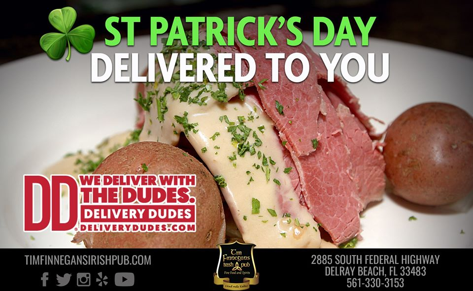 delivery dudes orders to go