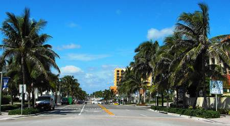 Voted Best Main Street In Florid