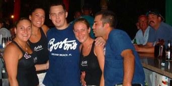 tiki bar in delray beach