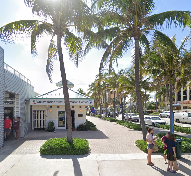 delray beach information center