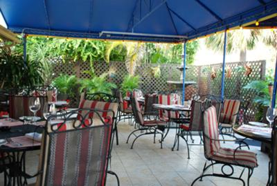 Patio Delray Dining Room
