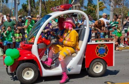 St Patrick S Day Parade Delray Beach Florida